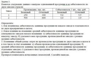 Имеются следующие данные о выпуске одноименной продукции и ее себестоимости по двум заводам отрасли: ЗаводПроизведено, тыс. шт.Себестоимость 1 шт., тыс. руб.